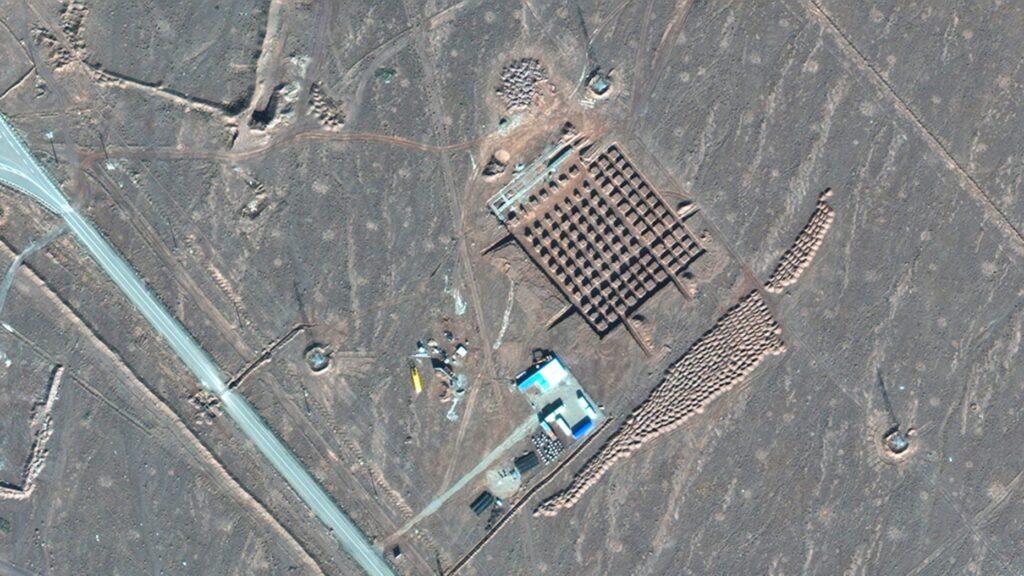The Daily Reports Nuke3-1024x576 Iran builds at underground nuclear facility amid US tensions